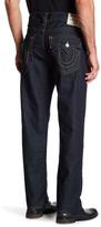 True Religion Skinny Flap Jean