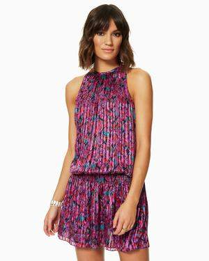 Ramy Brook Printed Paris Sleeveless Dress
