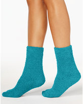 Charter Club Women's Solid Butter Socks, Created for Macy's