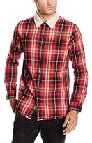 Joe Browns Men's Crack It Collar Casual Shirts