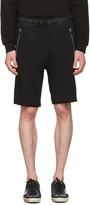 Diesel Black P-Hersho Shorts