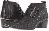 Jeffery West 4 Buckle Chukka Men's Shoes