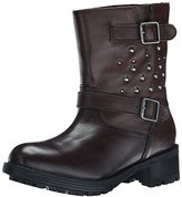 Polo Ralph Lauren Biker Boot Girls Fashion Boot (Little Kid/Big Kid)
