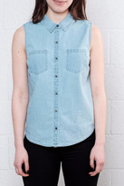 Vans Sleeveless Denim Top