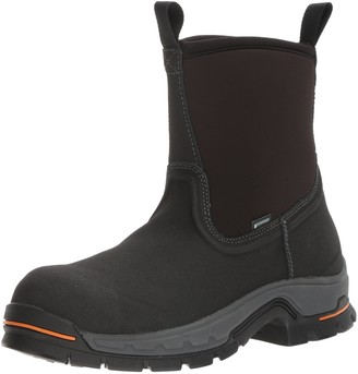 Timberland Men's Stockdale Pull-on Alloy Toe Waterproof Industrial and Construction Shoe