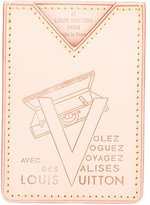 Louis Vuitton Vachetta Voyages Cardholder