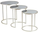 3 Piece Fitzgerald Nesting Side Table Set