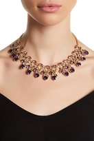 Carolee Stone Decorated Collar Necklace