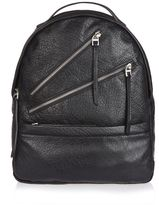 Benedict leather backpack