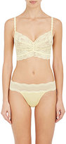 Cosabella WOMEN'S NEVER SAY NEVER SWEETIE SOFT BRA-YELLOW SIZE S