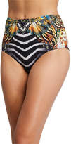 Camilla High-Waisted Bikini Bottom