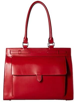 Lodis Audrey RFID Eileen Large Brief (Red) Handbags