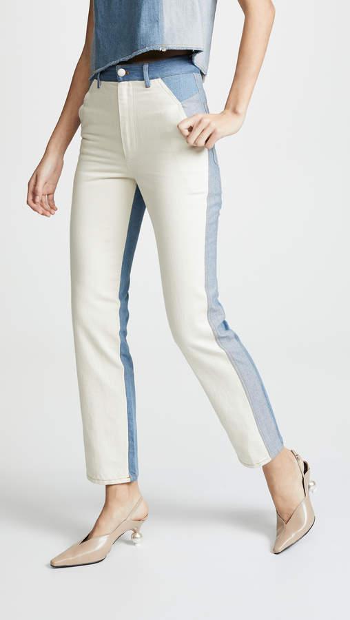 Sea Deja Colorblock Jeans