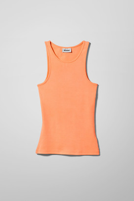 Weekday Stella Tank Top - White