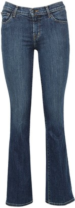 J Brand Sallie Boot-Cut Jeans