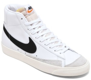 Nike Women's Blazer Mid 77 High Top Casual Sneakers from Finish Line