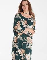Junarose Floral Shift Dress