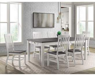Jamison August Grove 7 Piece Extendable Dining Set August Grove