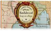 Caswell-Massey Sandalwood Soap On A Rope, 8 Ounce