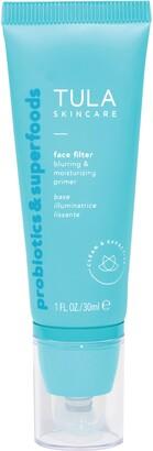 Tula Face Filter Blurring & Moisturizing Primer