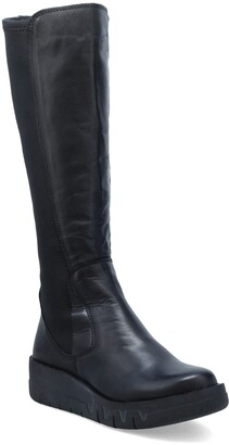 Miz Mooz Lucky Wedge Boot