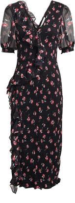 La Maison Talulah Incognito Floral Sheath Dress