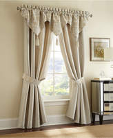 "Waterford Olivette 21"" x 55"" Ascot Window Valance"