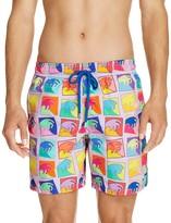 Vilebrequin Moorea Alex Israel Limited Edition Swim Trunks
