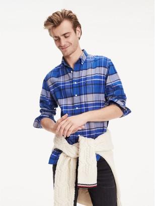 Tommy Hilfiger Regular Fit Classic Tartan Shirt