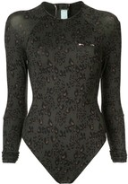 The Upside long sleeved one piece