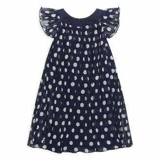 Esprit Girl's Rq3010302 Woven Dress Ss