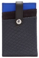 Want Les Essentiels Kennedy Leather Money-clip And Cardholder