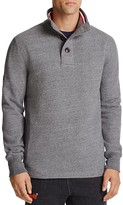 Superdry Bastille Striped Collar Sweatshirt