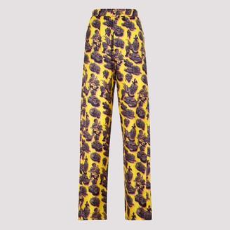 Stella McCartney Graphic Printed Pants
