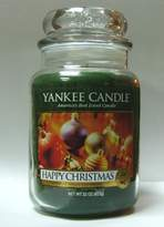 Yankee Candle Happy Christmas - 22 Oz Large Jar