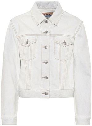 Acne Studios Bla Konst cotton-denim jacket