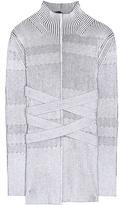 Proenza Schouler Wool-blend Ribbed Sweater