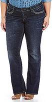 Silver Jeans Co. Plus Suki Mid Bootcut Jeans