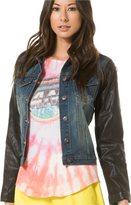 Glamorous Black Sleeve Jacket