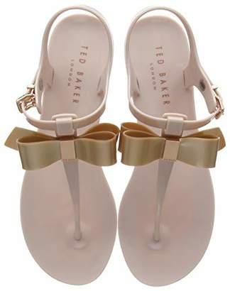 Ted Baker Women's Teiya Ankle Strap Sandals,(41 EU)