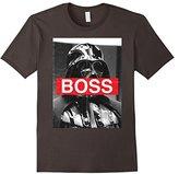 Star Wars Darth Vader Total Boss Poster Graphic T-Shirt