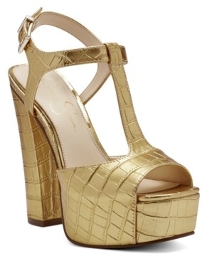 Jessica Simpson Palya Dress Sandals Women's Shoes