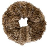 Yves Salomon Multicolor Fur Snood