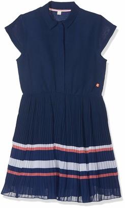 Esprit Girl's Rp3002507 Woven Dress Ss