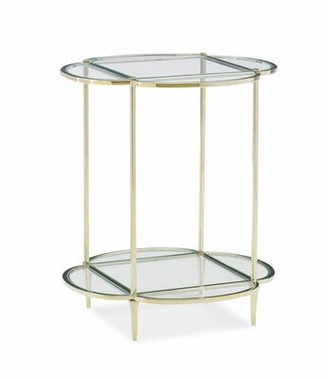 End Tables With Glass Tops Shop The World S Largest Collection Of Fashion Shopstyle
