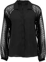 Ikks Shirt noir