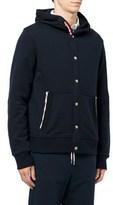 Moncler Men's Blue Wool Jacket.