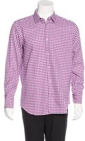 Robert Graham Gingham Woven Shirt