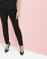 Ted Baker Textured skinny trousers