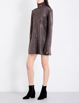 Ellery Abigail corduroy-jersey dress